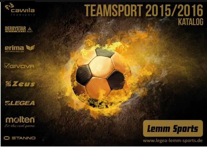 Katalog LEGEA - Lemm Sports 2014/2015